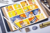 Story Board pour Pernot Ricard