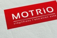 Logo de la marque Motrio