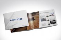 Plaquette de présentation du pole Events de la société Oreca
