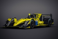 Modélisation 3D prototype Oreca 03R - Ibanez Racing