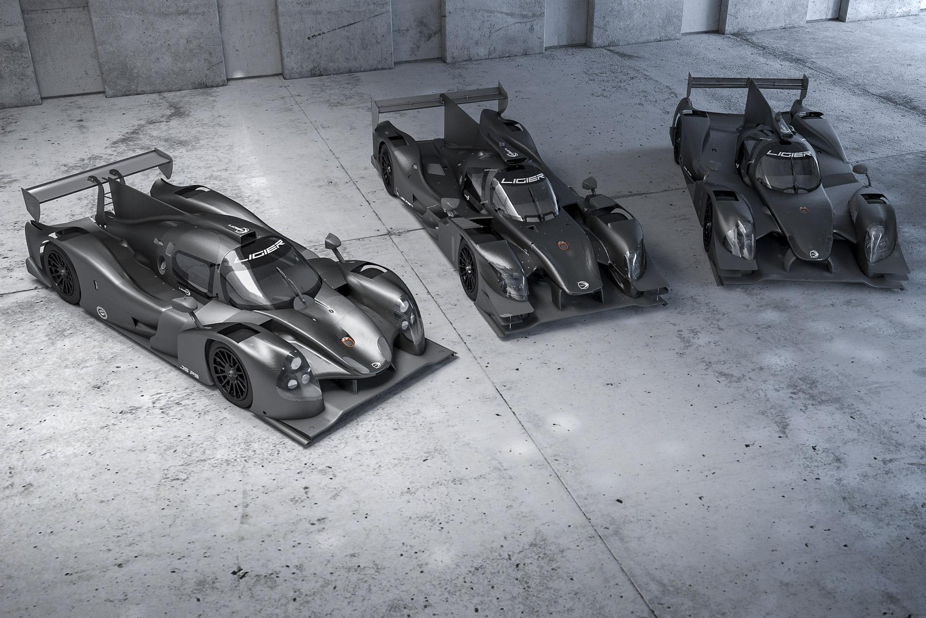 agence communication 3d - prototype onroak Ligier