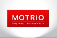 Vidéo de présentation du nouveau logo Motrio et de la nouvelle charte graphique